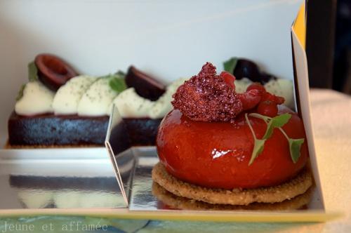 Gâteaux à emporte Un dimanche à Paris