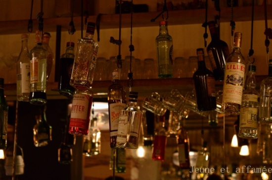 Le bar du Lockwood