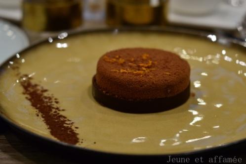 KL pâtisserie - Gâteau au chocolat