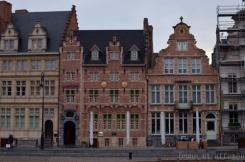 Magnifique architecture flamande