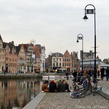 Canaux de Gand