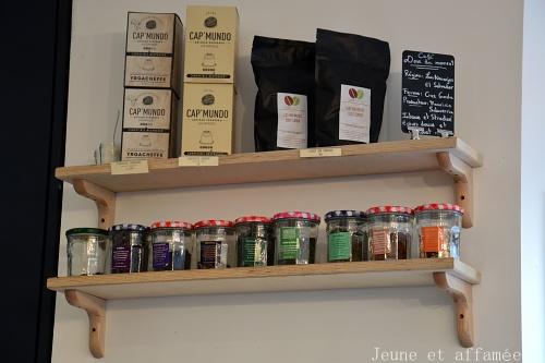 Dose, dealeur de café
