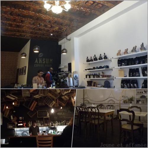 Bruxelles, bars et cafés