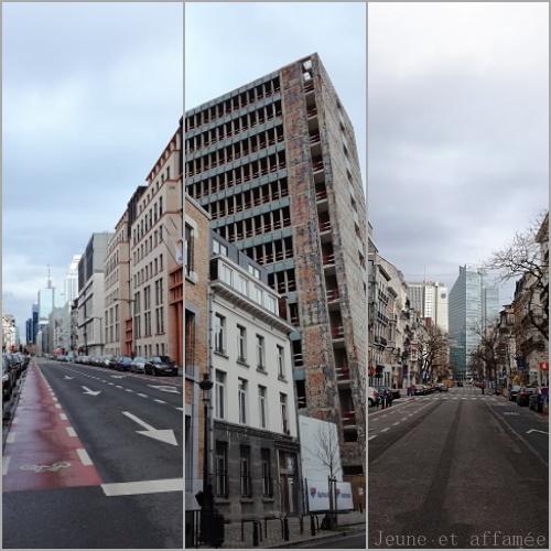 Bruxelles, centre