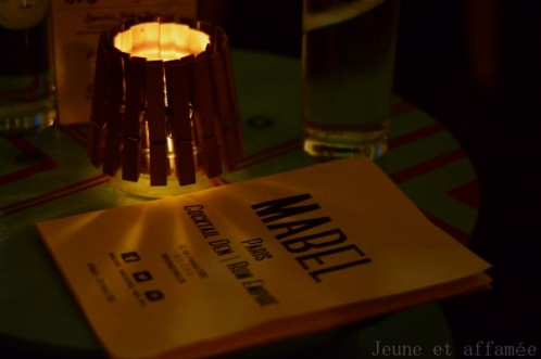 Mabel, bar à cocktails