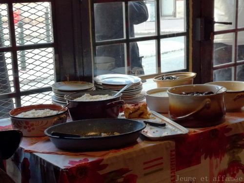 Les desserts de chez Navarre