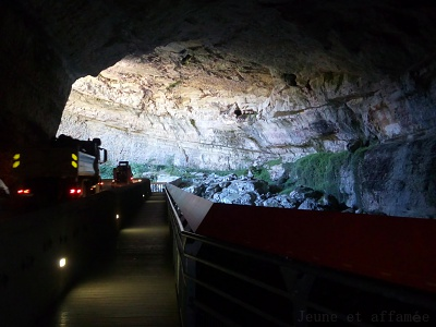 route grotte ariege