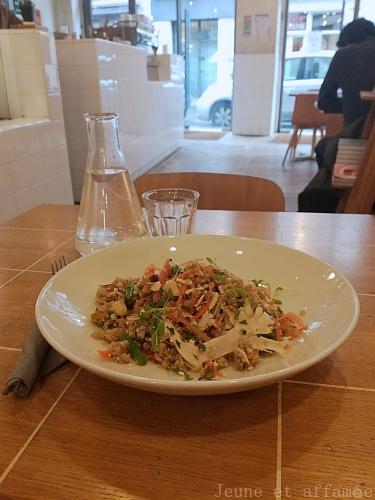 salade dejeuner healthy