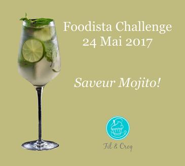 Foodista challenge n°30 : mojito