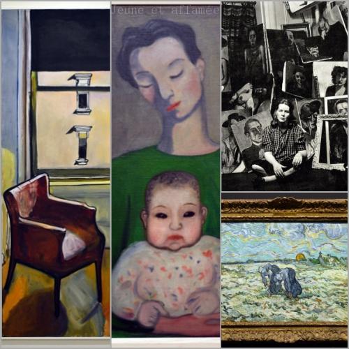 Fondation Van Gogh, Arles, exposition Alice Neel