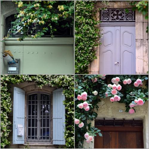 Arles en fleurs