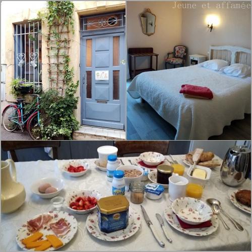 Chambres d'hôtes La maison de Thaïs à Arles