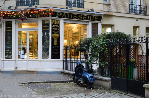 Pâtisserie Boris Lumé Paris 18