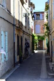 Rues arlésiennes