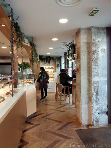 Pâtisserie Yann Couvreur, Paris 10