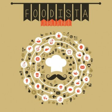 Logo du foodista challenge