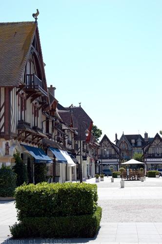 Deauville, tout en discrétion...