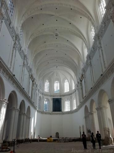 La chapelle des jésuite, Saint-Omer