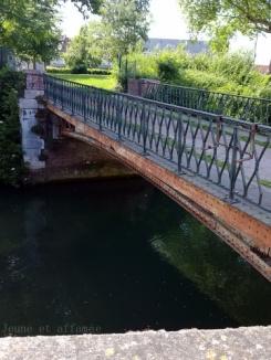 Le canal de Saint-Omer