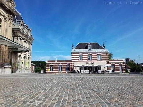 La gare de Saint-Omer