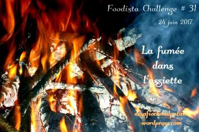 Foodista challenge n°31 juin