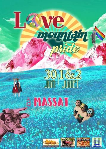 Affiche de Love Mountain, Massat
