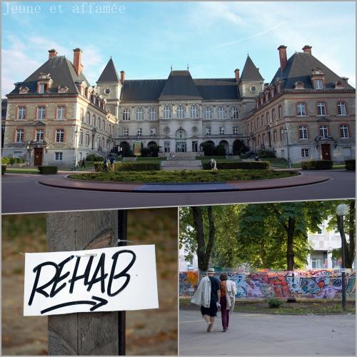 Rehab 2 cité universitaire