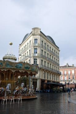 Rue Alsace-Lorraine Toulouse