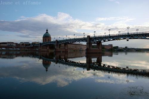 Le Pont Saint-Pierre et la Grave