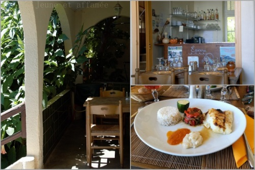 La Carbassa boja, restaurant bio à Millas