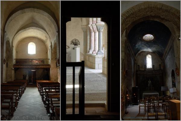 Eglise abbatiale Saint-Michel, Saint-Génis des Fontaines
