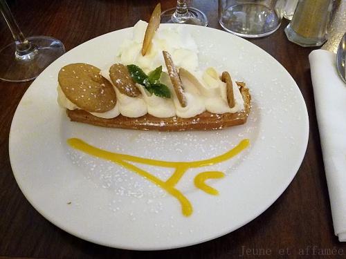 Dessert Le Parisien