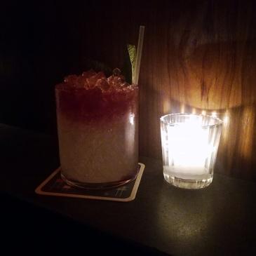 Cocktails, Bluebird
