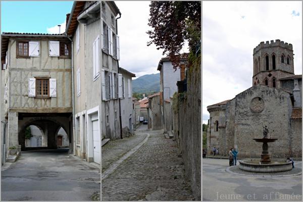Les rues anciennes de Saint-Lizier