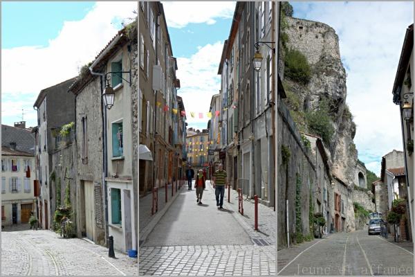 Les rues de Foix