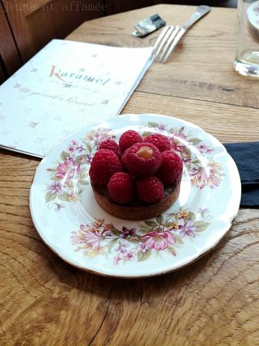 Framboise-rhubarbe Karamel