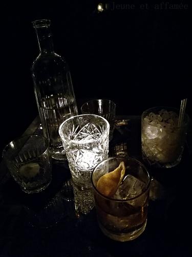 Le Ballroom, bar à cocktail Paris
