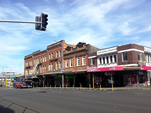 Rues d'Auckland