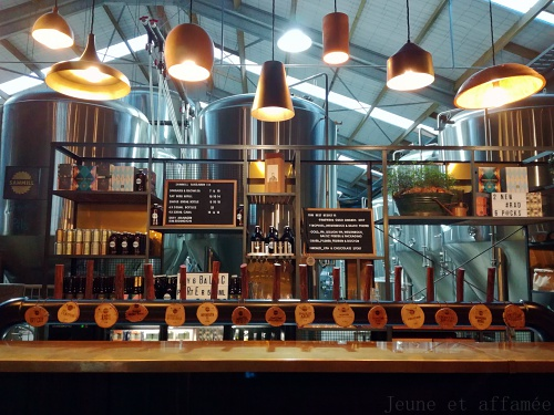 Sawmill brewerie and bar