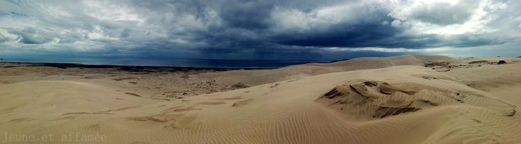 Te Pai sand dunes, Nouvelle-Zélande