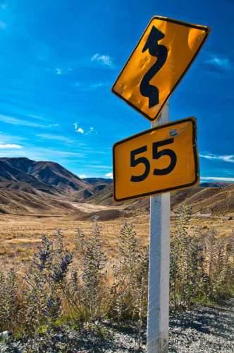 Panneaux de signalisation NZ