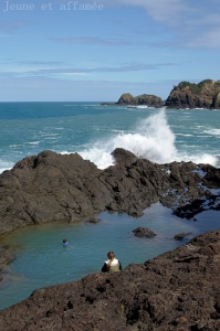 Mermaids pools Matapouri