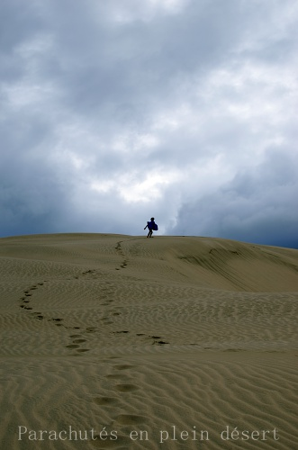 Les dunes de sable de Te Paki