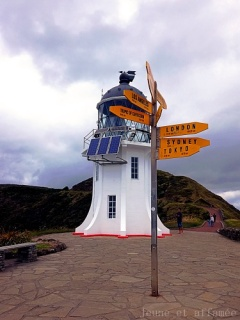 Cap Reinga Lighthouse