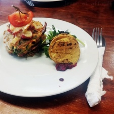 Déjeuner à Rotorua