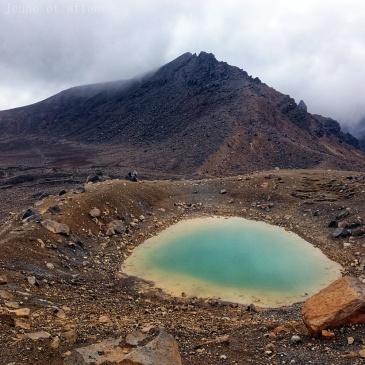 Togariro Alpine crossing