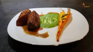 Cannette et carotte