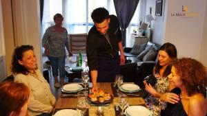 La belle Assiette, chef à domicile