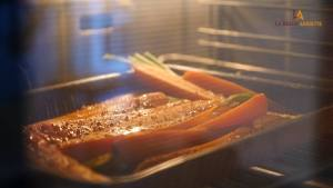Préparation d'un dîner La Belle Assiette