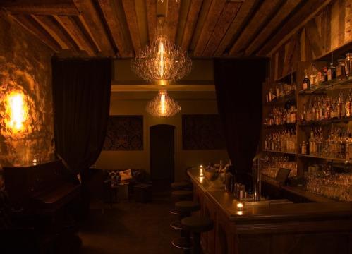 La salle de L'experimental cocktail club
